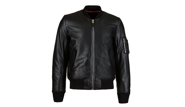 Leather jackets care