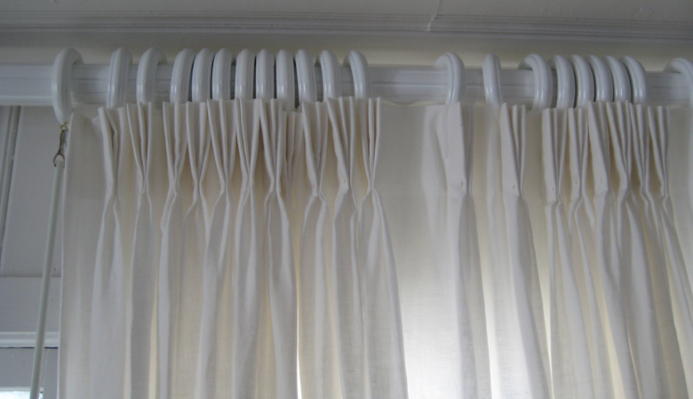 Alteration Of Curtain Is Cheaper Than Purchase