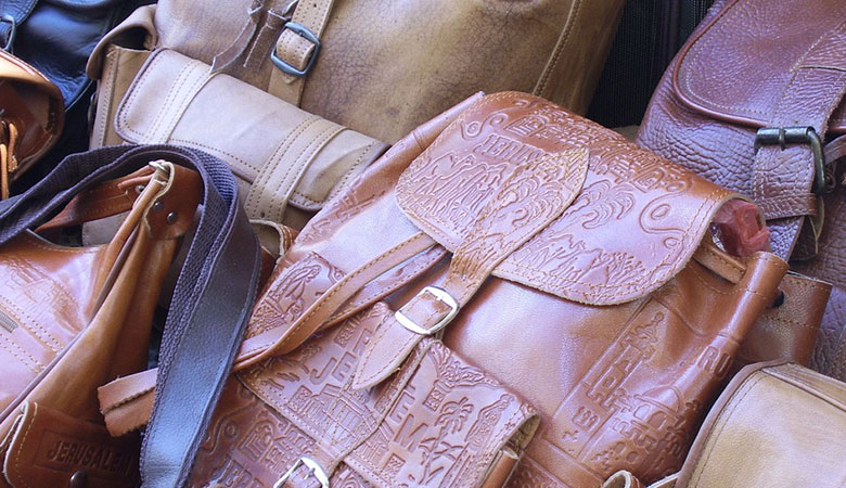 Leather Bag Cleaning