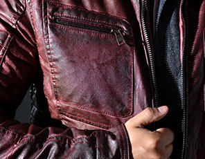 Suede & Leather Coat Alterations