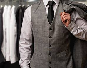Waistcoats Dry Cleaning